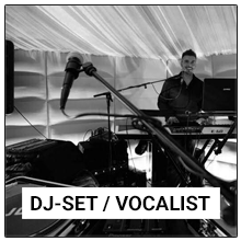 Dj-set-vocalist